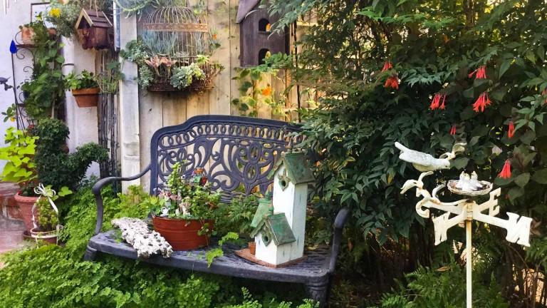 Bolen Garden 2019 Fairy Garden